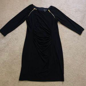 Dress Barn Dresses - Women's Dress Barn Collection black dress